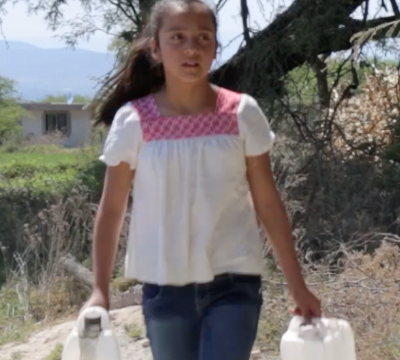 """Proyecto social """"Agua para ser niñas"""""""